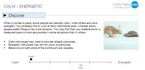 DiSC Profile for Couples Comparison-Report