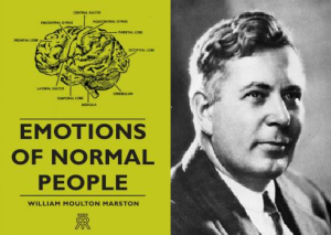William Moulton Marston Emotions of Normal People